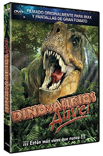 Dinosaurios Alive [DVD]