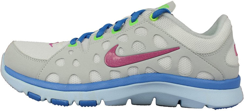 Nike kvinnor flex - TR skor - grå     blå   lila, USA - 10 m  ärlig service