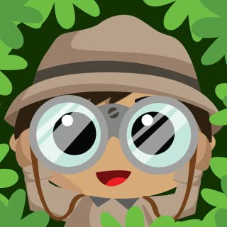 Wildlife Cartoon - Game for Kids - Have fun in the Jungle!