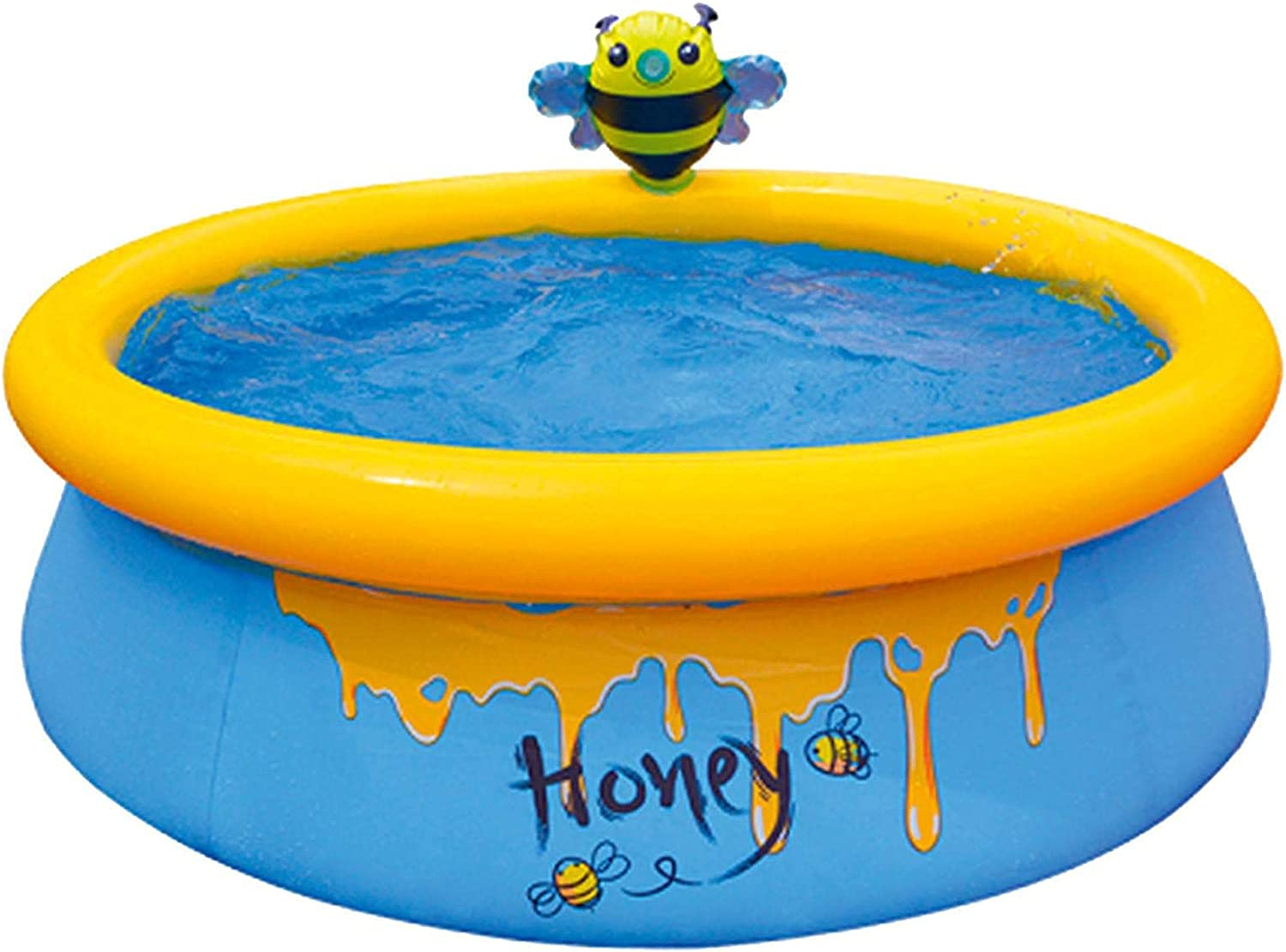 Inflatable Kids Rare Pool Thickened 2021 spring and summer new Ha Swimming Sprinkler