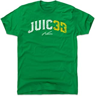500 LEVEL Jose Canseco Shirt - Vintage Oakland Baseball Men's Apparel - Jose Canseco Juiced