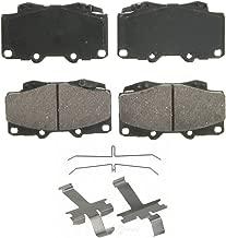 AutoDN FRONT PREMIUM Ceramic Disc Brake Pad Set For TOYOTA HILUX 2010 2011 2012