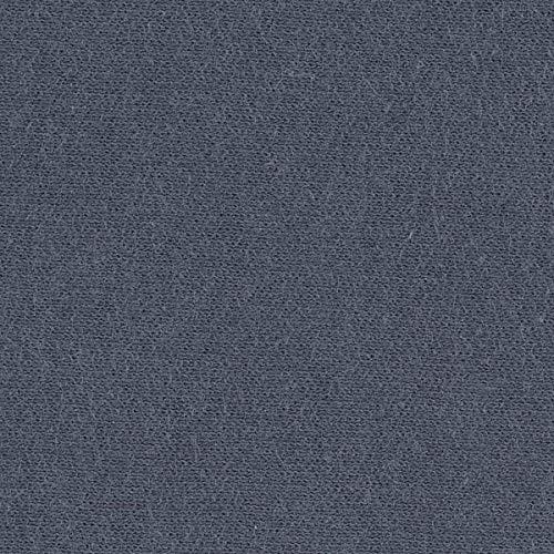HOPPEDIZ elastisches Tragetuch für Früh- und Neugeborene, inkl. Trageanleitung, 4,60m x 0,50m, Anthrazit - 6