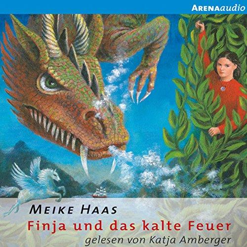 Finja und das kalte Feuer audiobook cover art