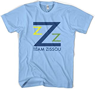 Team Zissou Unisex T-Shirt Colours