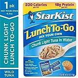 StarKist Lunch To-Go Chunk Light Tuna in Water, 4.1 oz