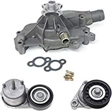 New Water Pump Belt Tensioner & Pulley For 02-06 Chevrolet Avalanche 2500 8.1 V8