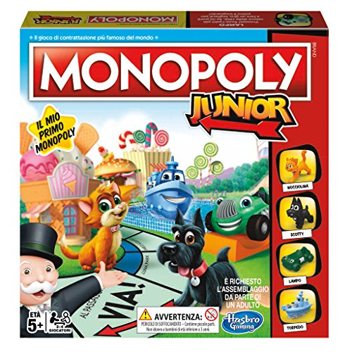 Hasbro Gaming - Monopoly Junior