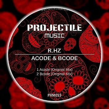 Acode & Bcode