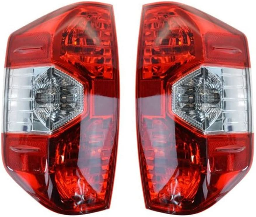 New life Long Beach Mall For 2014-2017 Toyota Tundra Rear Side Tail Light TO280019 Driver