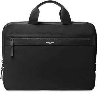 Michael Kors Nylon Zip Around Men's Slim Attache Briefcase