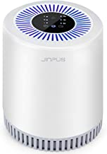 JINPUS Air Purifier 908 , Home Air Purifiers with H13 True HEPA Filter, Unique Touch Screen, Timer, Blue Night Light Can b...