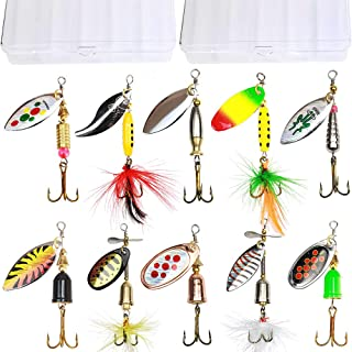 Best trolling spoons for sale Reviews