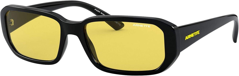 ARNETTE Men's An4265 Gringo Rectangular Sunglasses