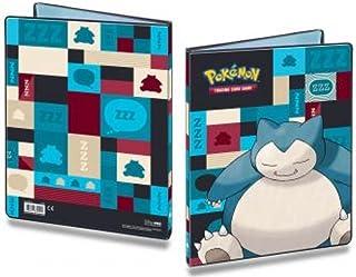 Ultra Pro Pokemon Snorlax 9 Pocket Portfolio Toy, Multicolor