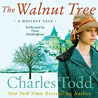The Walnut Tree     A Holiday Tale              By:                                                                                                                                 Charles Todd                               Narrated by:                                                                                                                                 Fiona Hardingham                      Length: 6 hrs and 34 mins     127 ratings     Overall 4.2