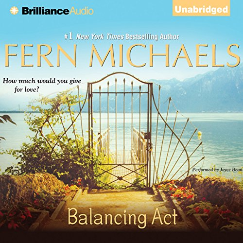 Balancing Act audiobook cover art
