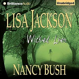 Wicked Lies audiobook cover art