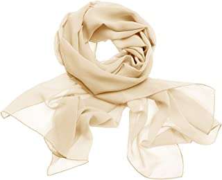 standard shawl size