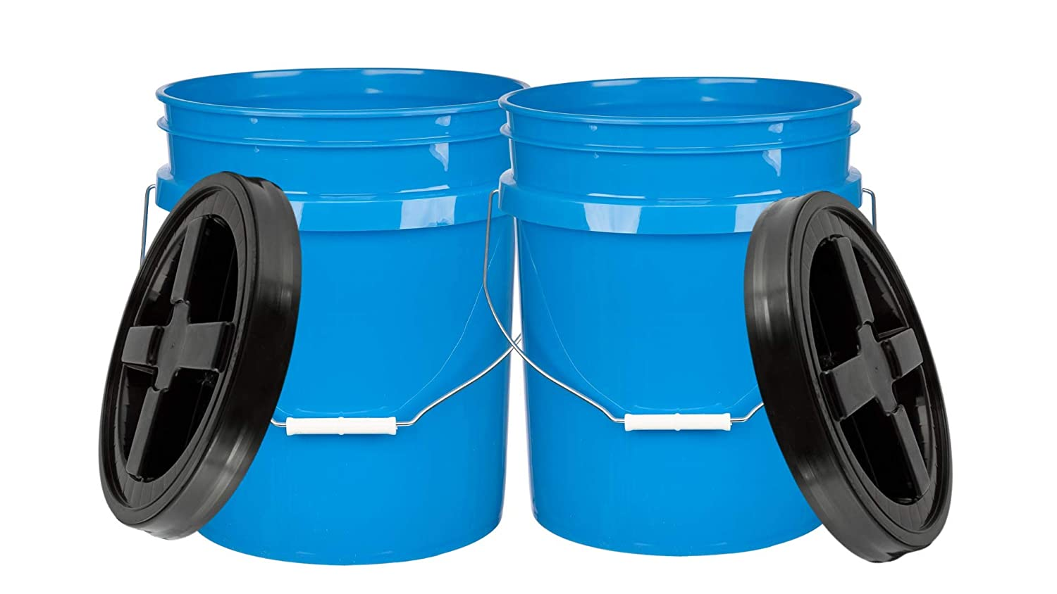 OFFicial mail order House Naturals 5 Gallon Food Grade with Colorado Springs Mall Bucket Bla Free Pail BPA