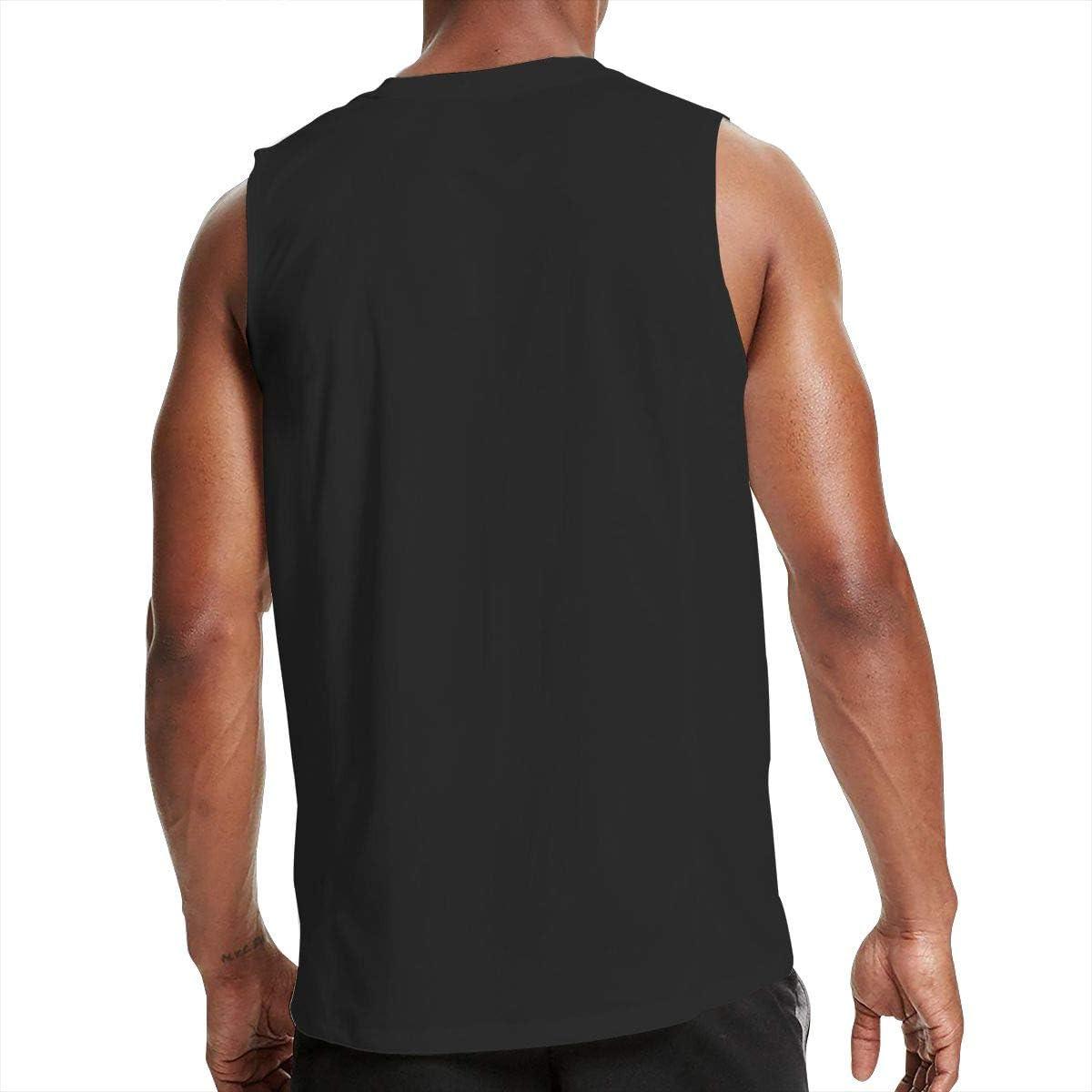 Vest Old But Not Obsolete Men/'s Black