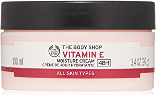 The Body Shop Vitamin E Moisture Cream, 3.4 Fl Oz