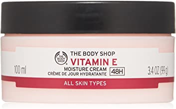 The Body Shop Vitamin E Moisture Cream, 3.4 Fl Oz