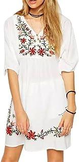 be2e44645 Amazon.es: vestidos mexicanos bordados