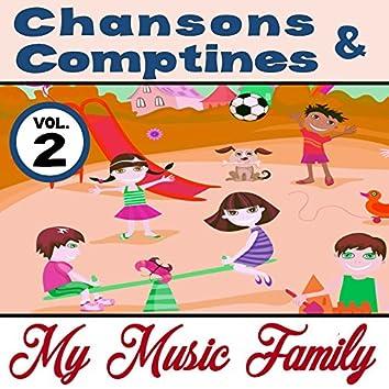 Chansons et comptines - Volume 2