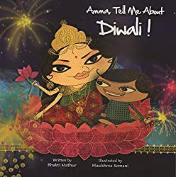 Amma Tell Me About Diwali!