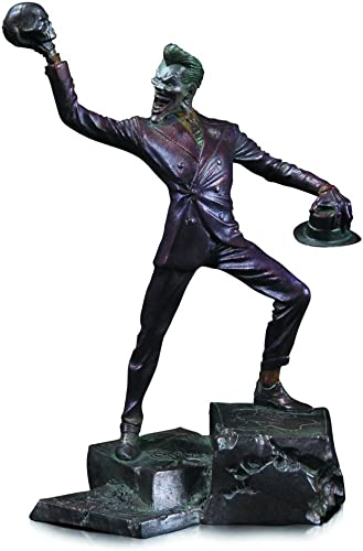 DC Comics statuette Patina The Joker 16 cm