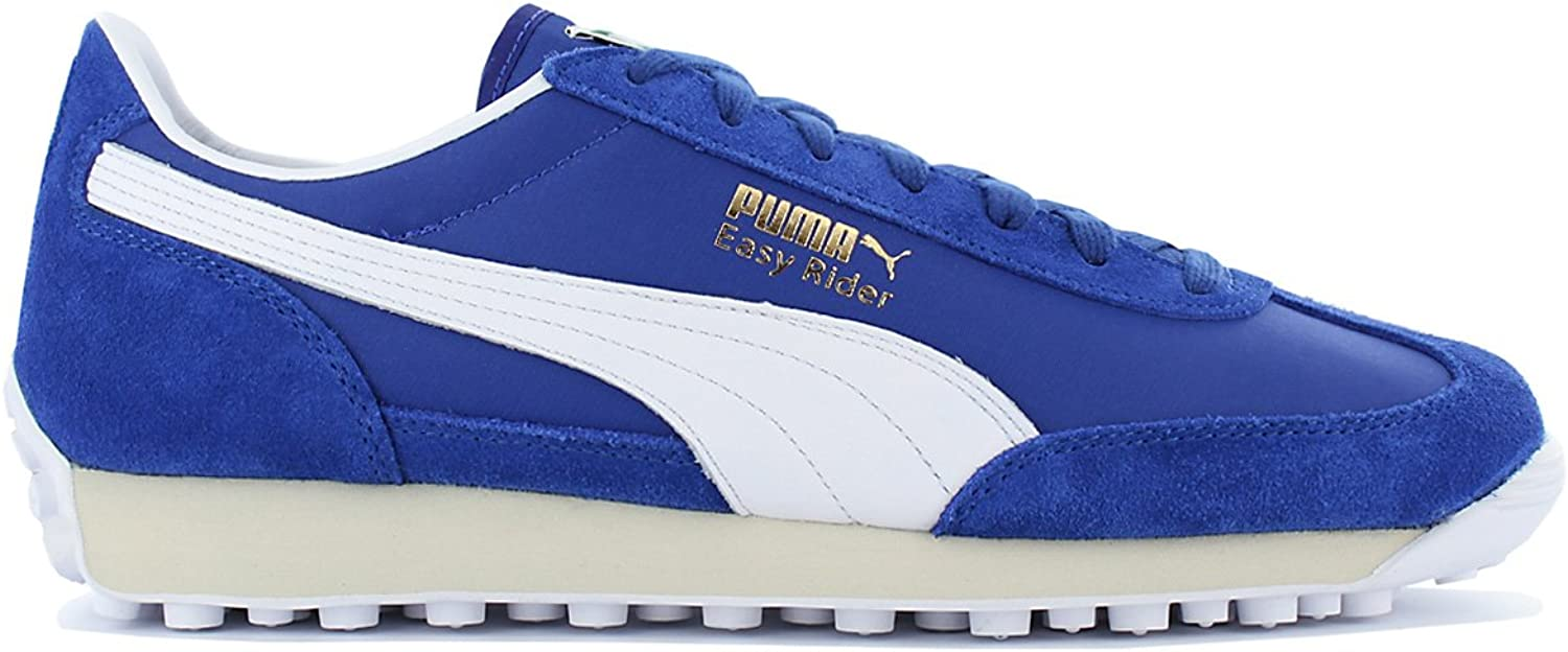 Puma Easy Rider VTG Footwear bluee Mens Trainers Sneaker shoes