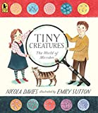 Tiny Creatures: The World of Microbes (Read and Wonder) - Nicola Davies