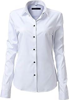 VILA Camisa de mujer color plata elegante Mujeres Talla EU