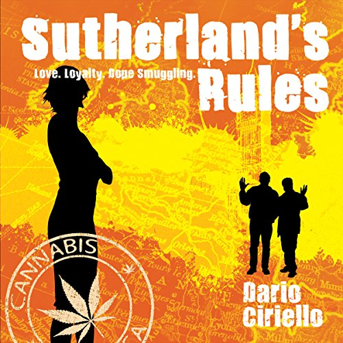Sutherland's Rules audiobook cover art