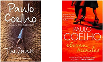 The Zahir: A Novel Of Obsession + Eleven Minutes (Set of 2 Books)