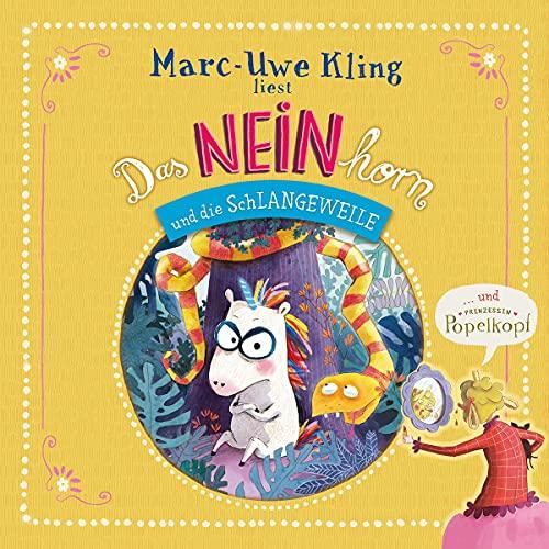 Neinhorn & Schlangeweile,Prinzessin Popelkopf