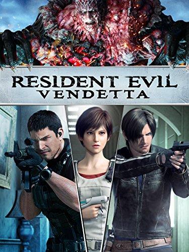Resident Evil: Vendetta (4K UHD)