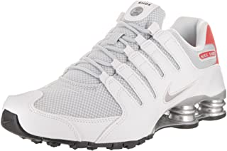 quality design 86ecd eb946 NIKE Shox NZ SE Mens Sneakers, Running Shoes