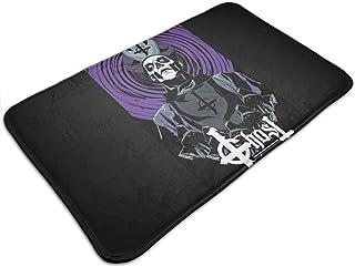 TEIJWETEIJT Band, Ghost Bc Druid Stone Poster - Alfombrillas antideslizantes para entrada delantera, alfombra de pasillo, ...