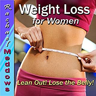 Weight Loss for Women Hypnosis audiobook cover art