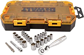 Dewalt DWMT73805 25 Piece Stackable 1/4 in. Drive Socket Set