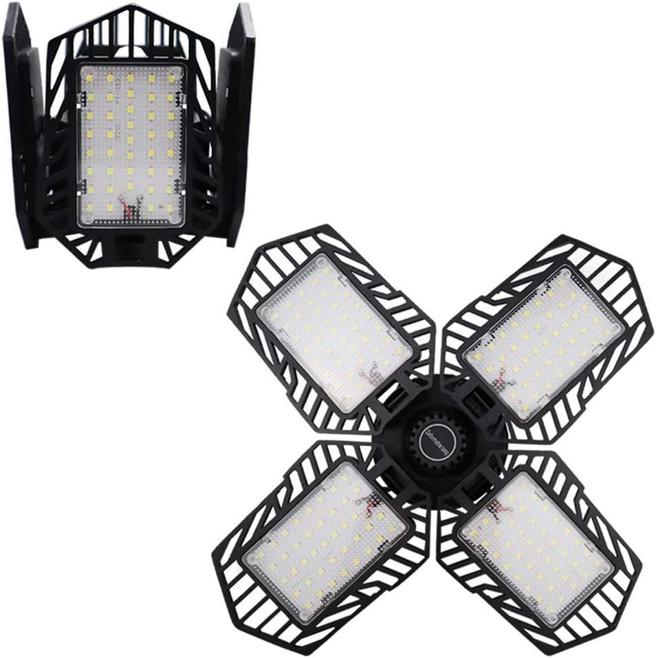 Intpro Choice Led Garage Lights 100W LED Basement Ranking TOP5 2 Pack Sho