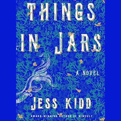 Things in Jars audiobook cover art