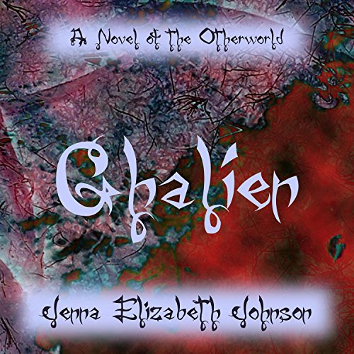 Ghalien - A Novel of the Otherworld audiobook cover art