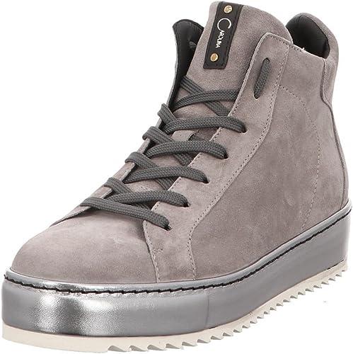 femmes Carolina  34.168.140-006, Chaussures de ville à lacets pour femme beige beige