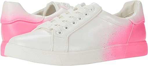 Bright Pink Galaxy Soft Nappa