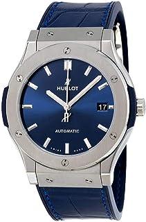 Hublot - Reloj de hombre automático 45mm caja de titanio 511.NX.7170.LR
