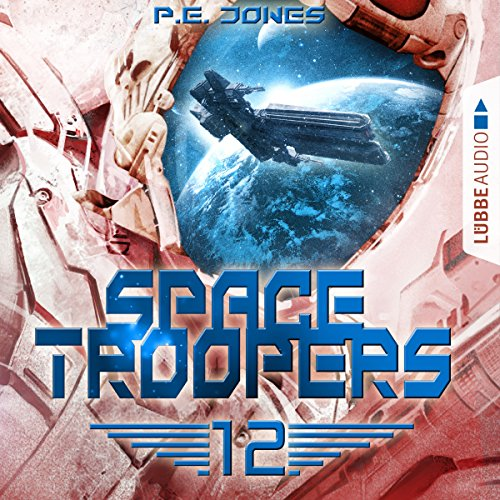 Der Anschlag (Space Troopers 12) audiobook cover art