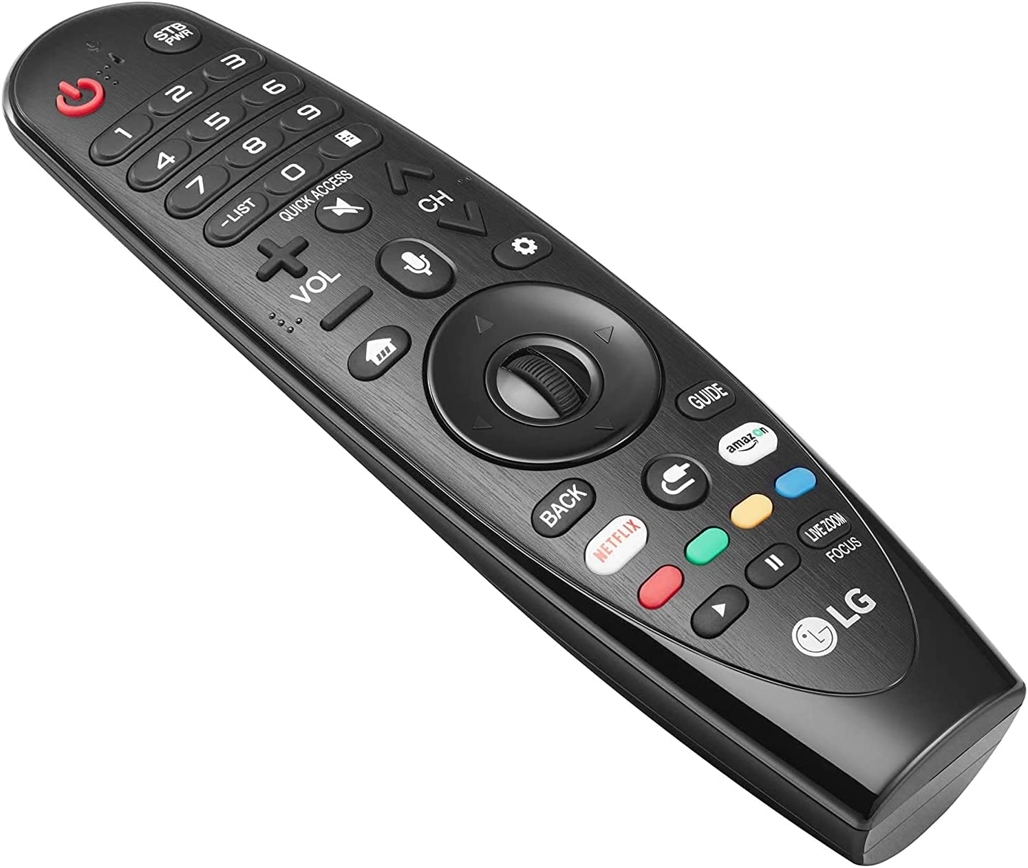 eQtive security Replacement Remote LG fo Control AN-MR18BA Magic Ranking TOP3